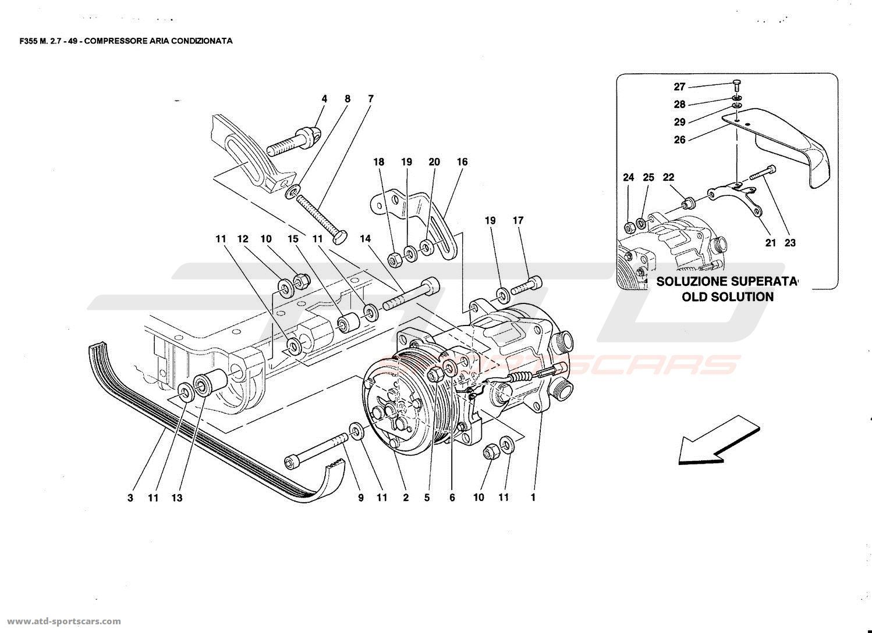 ferrari f355 wiring diagram