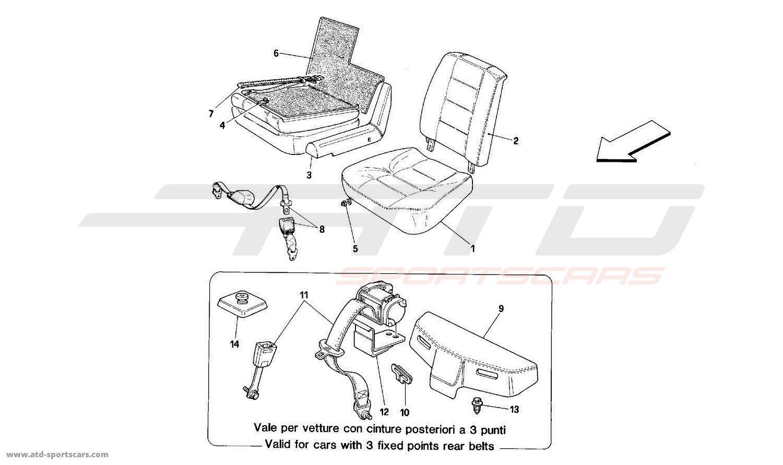 Ferrari 512 Tr For Wiring Diagram Auto Electrical 599 Gtb Fiorano