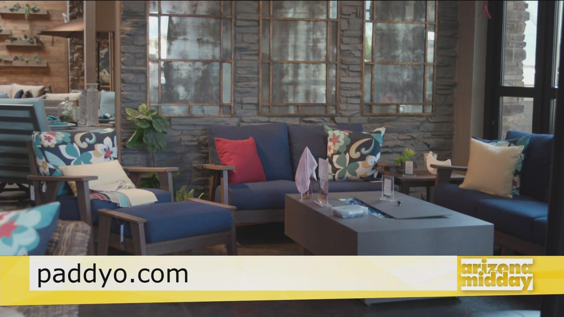 Top Trending Patio Furniture With Paddy O Furniture 12news Com