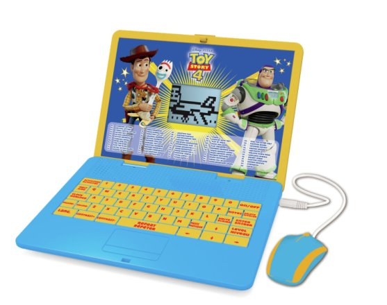 Toy Laptop Toys R Us Buy Toy Story Educational Bilingual Interactive Learning