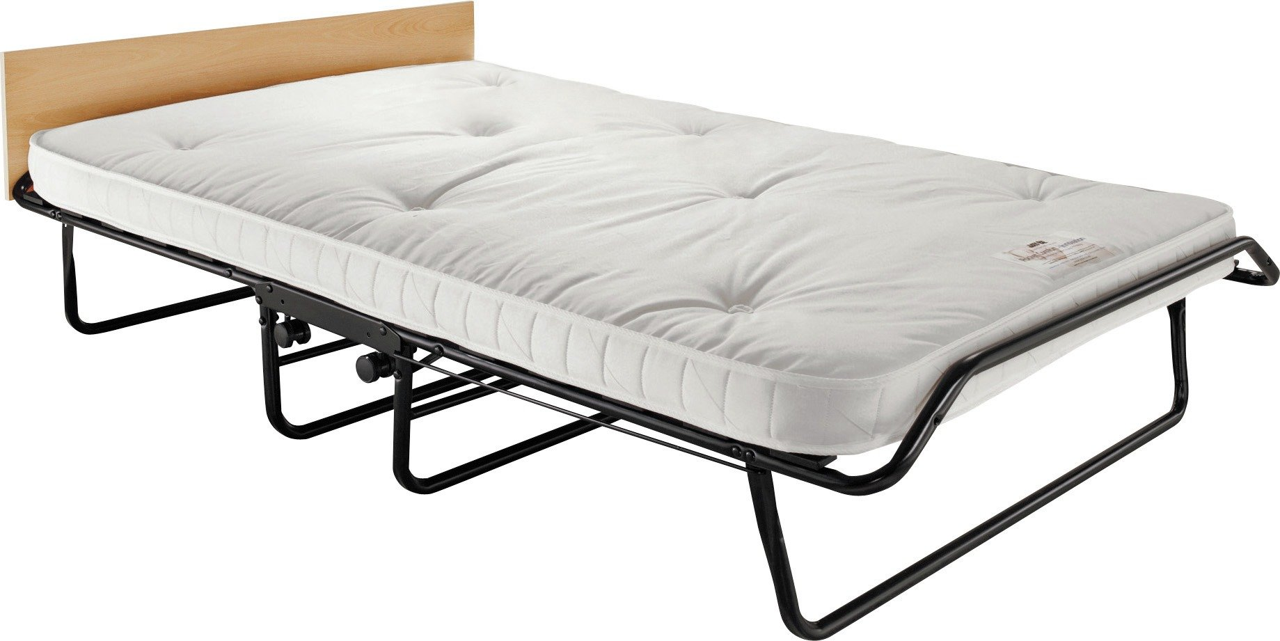 Folding Double Guest Bed With Mattress Jay Be Folding Guest Bed Small Double