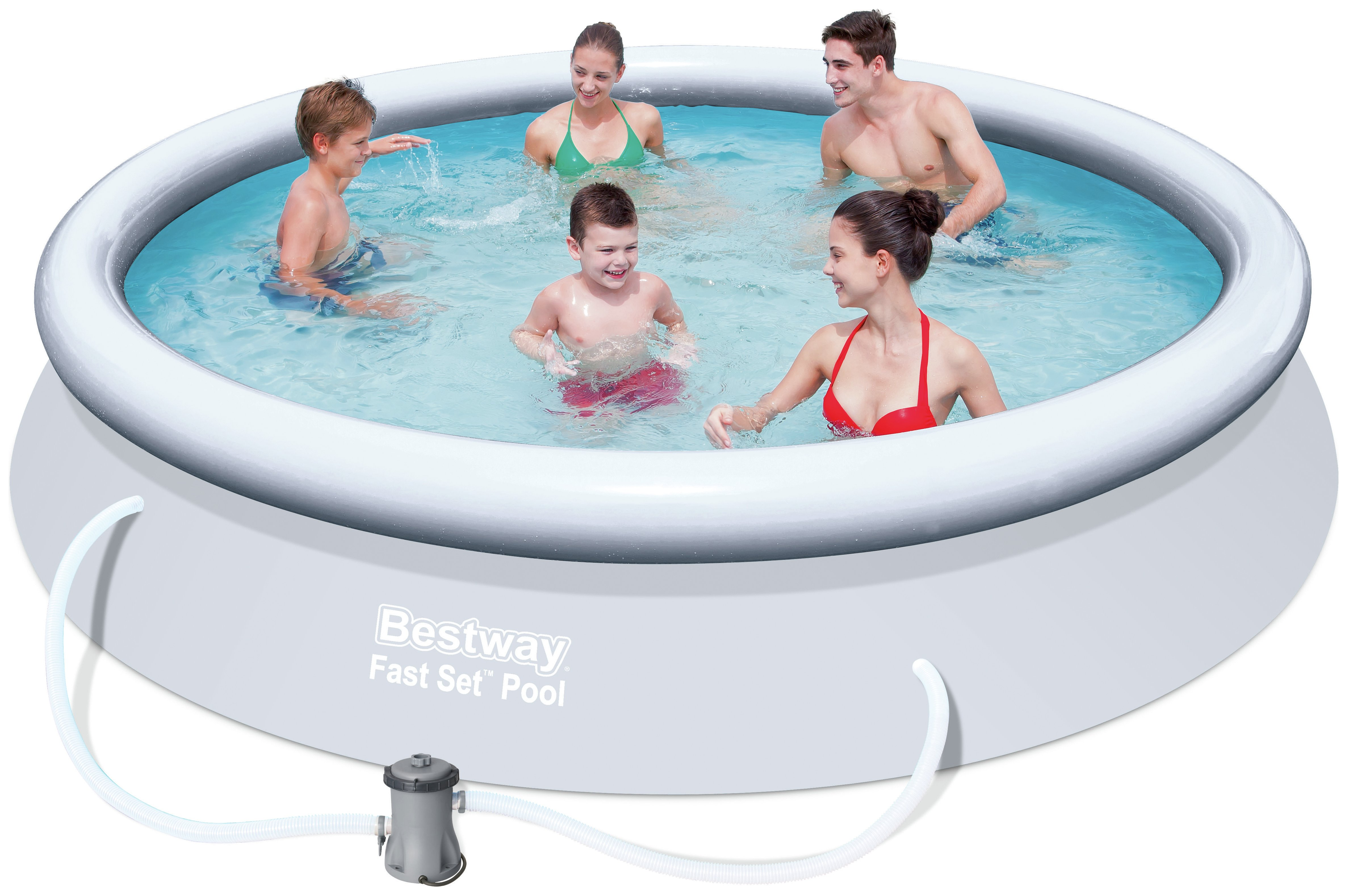 Chlortabletten Quick Up Pool Sale On Quick Up Pool Set 12ft White Bestway Now