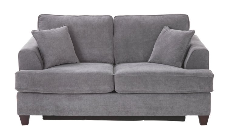 Buy Argos Home Hampstead 2 Seater Fabric Sofa Bed Pewter - Sofa Bed Argos London