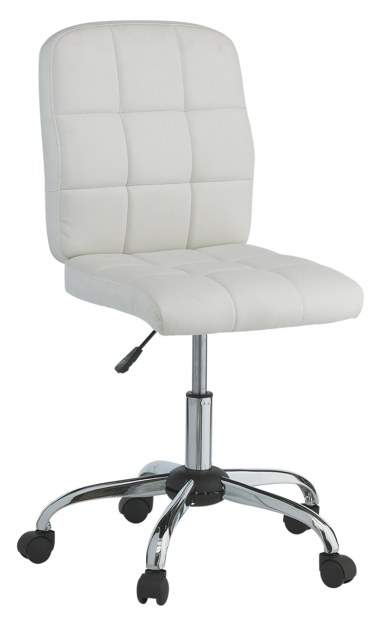 Baby Chairs Argos Argos Home Jarvis Gas Lift Office Chair White 4596981