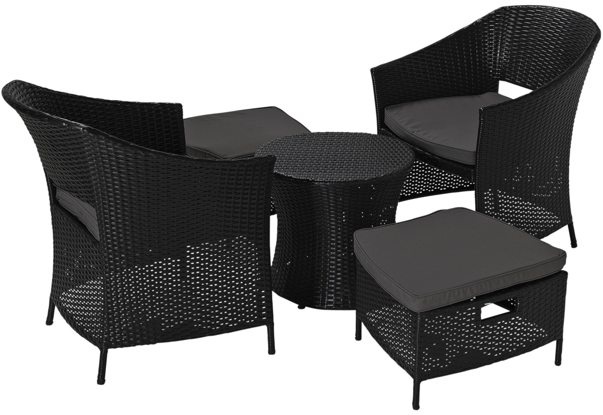 Rattan Effect Recliner Sofa Sale On Home Rattan Effect 2 Seater Egg Set With