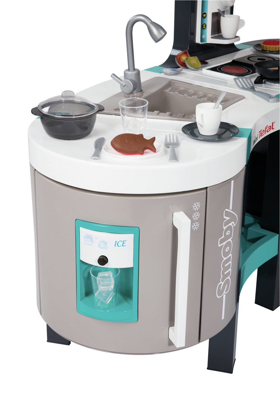 Smoby Tefal French Touch Bubble Küche Mit Wasserfunktion Smoby Kitchen Argos