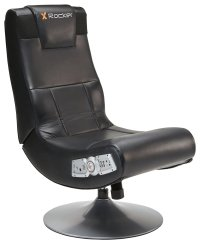 X Rocker Pedestal Chair