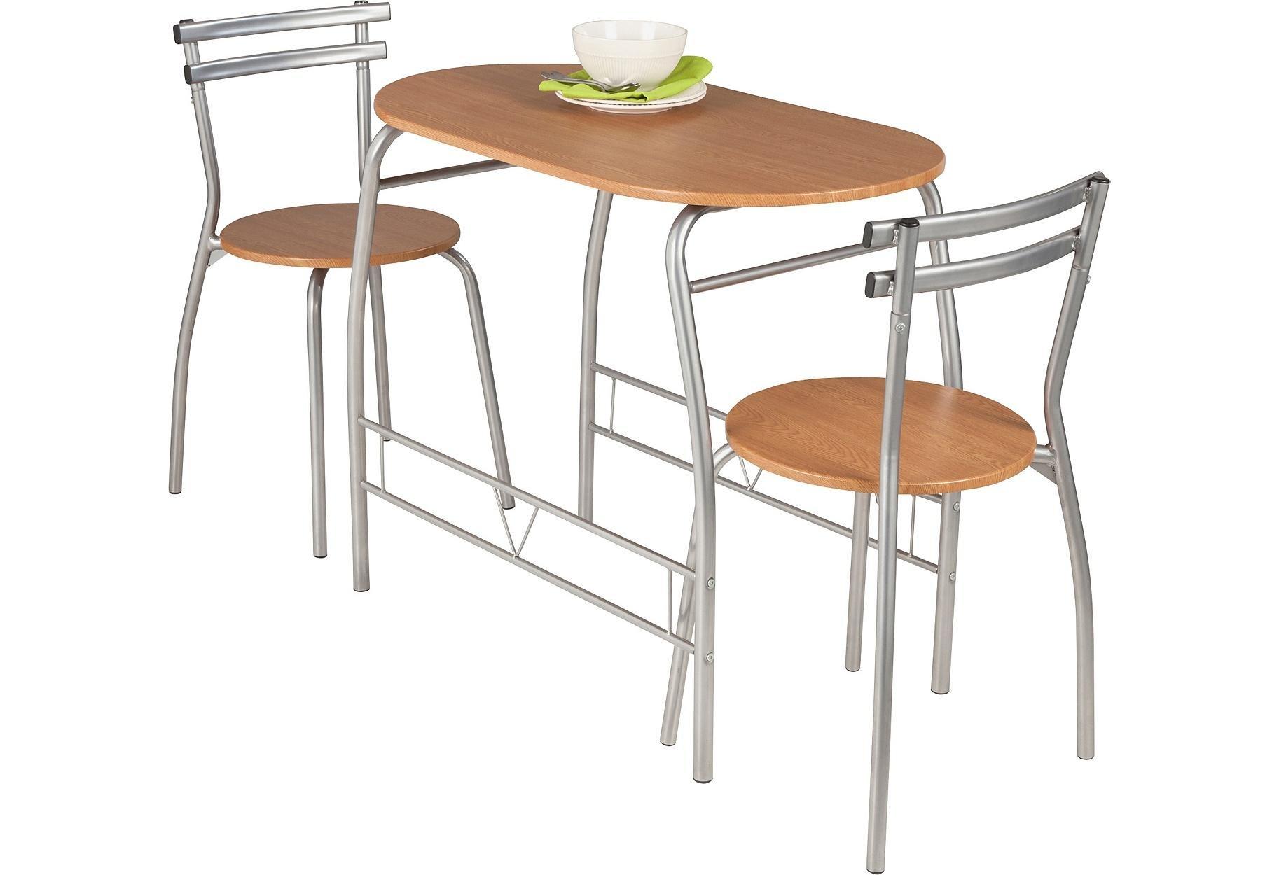 Sale On Argos Home Vegas Oak Effect Dining Table 2