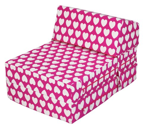 Buy Argos Home Hearts Flip Out Chair Bed Sofa Beds Argos - Sofa Bed Argos London