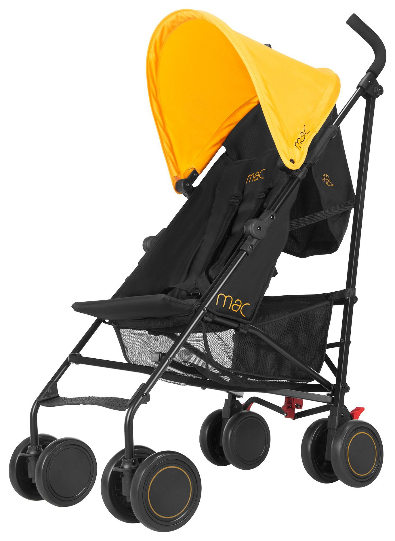 Maclaren Stroller Uk Reviews Mac By Maclaren Black Marigold M2 Pushchair Reviews