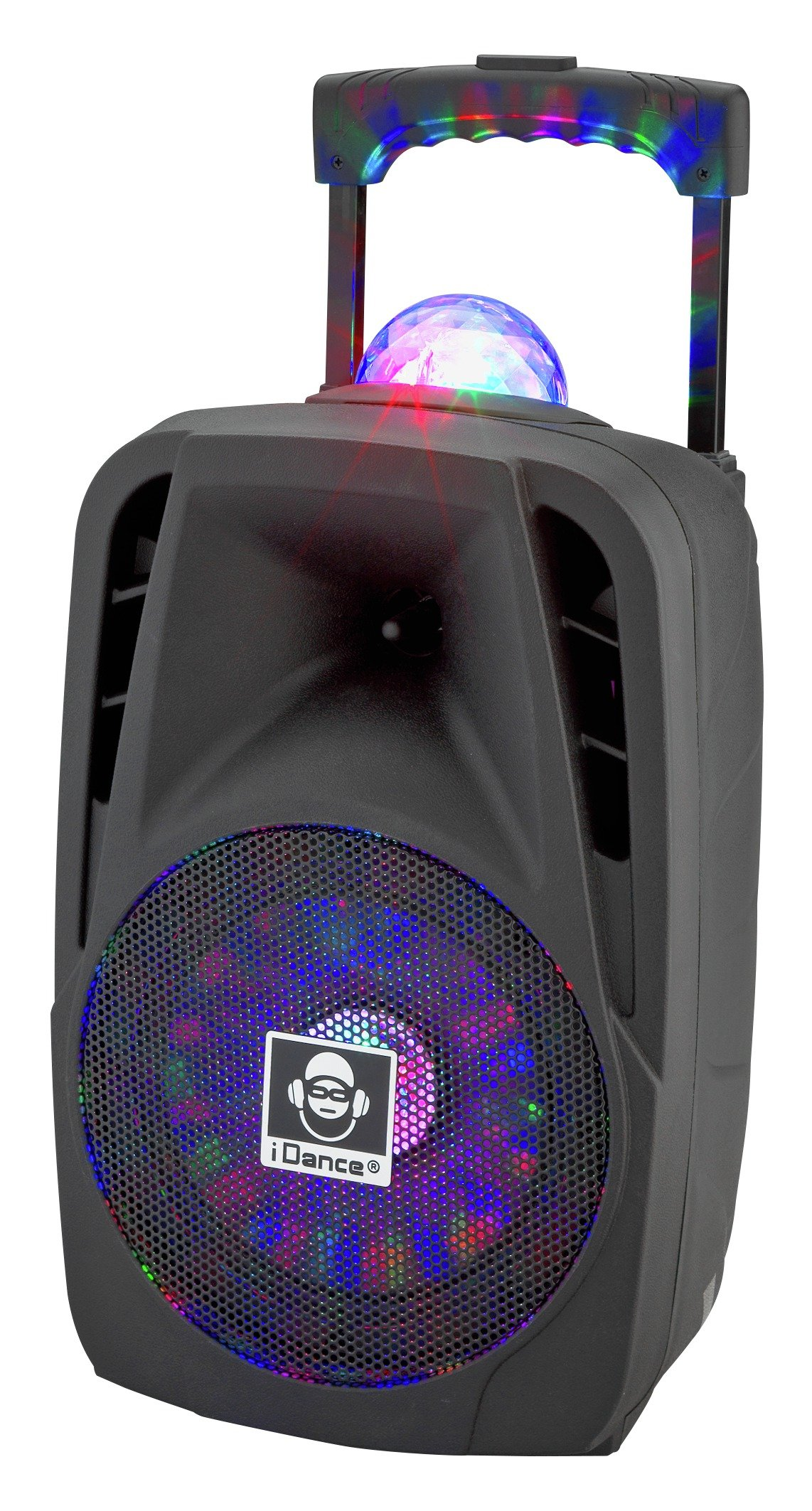 Trolley Lautsprecher Idance Details About Idance Groove 216 Portable Bluetooth Karaoke Machine Bluetooth Speaker Rrp99 99