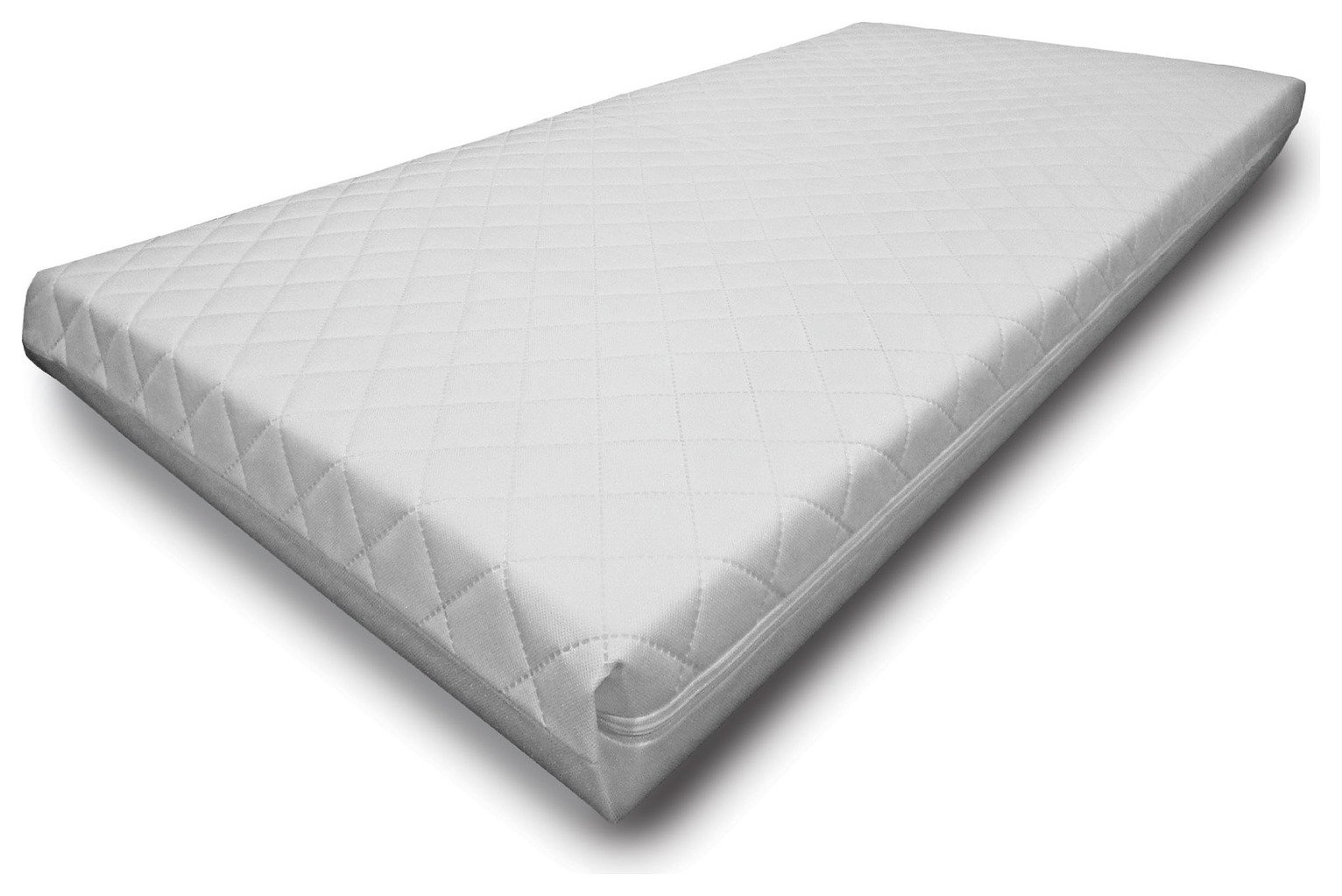 Mattress Cot Cuggl Luxury Sprung Cot Bed Mattress 140 X 69cm