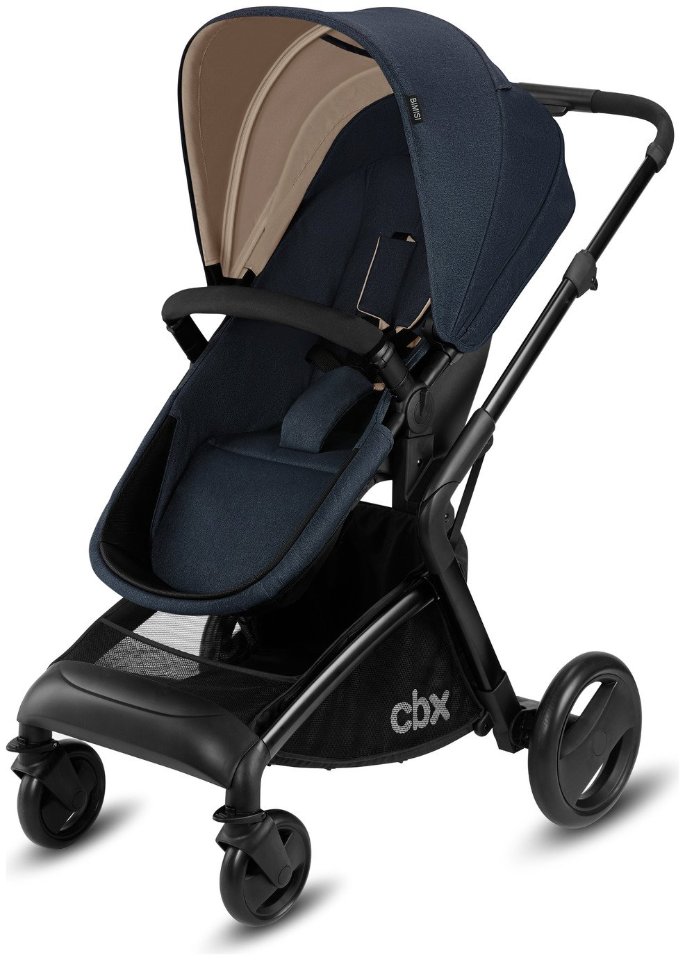 3 Wheel Prams Argos Cbx Bimisi Pure Pushchair 8034638 Argos Price Tracker