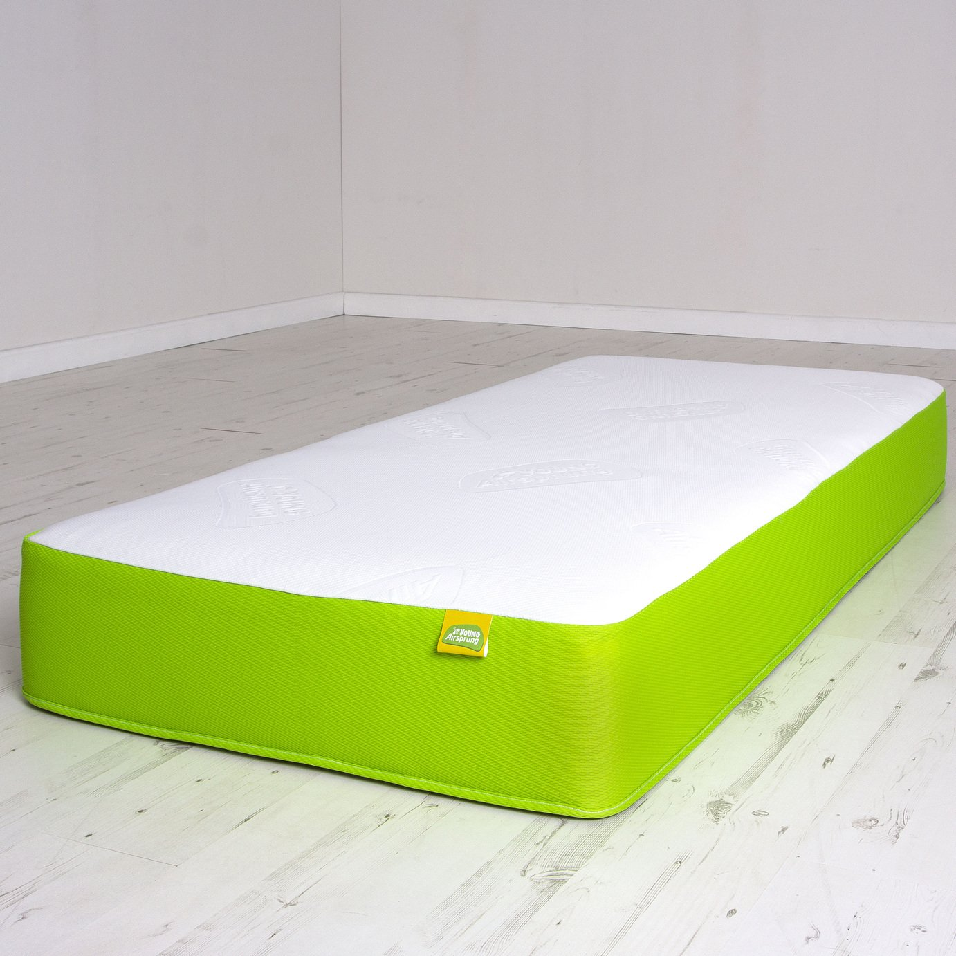 Rolled Single Mattress Young Airsprung Premium Rolled Pocket Single Mattress
