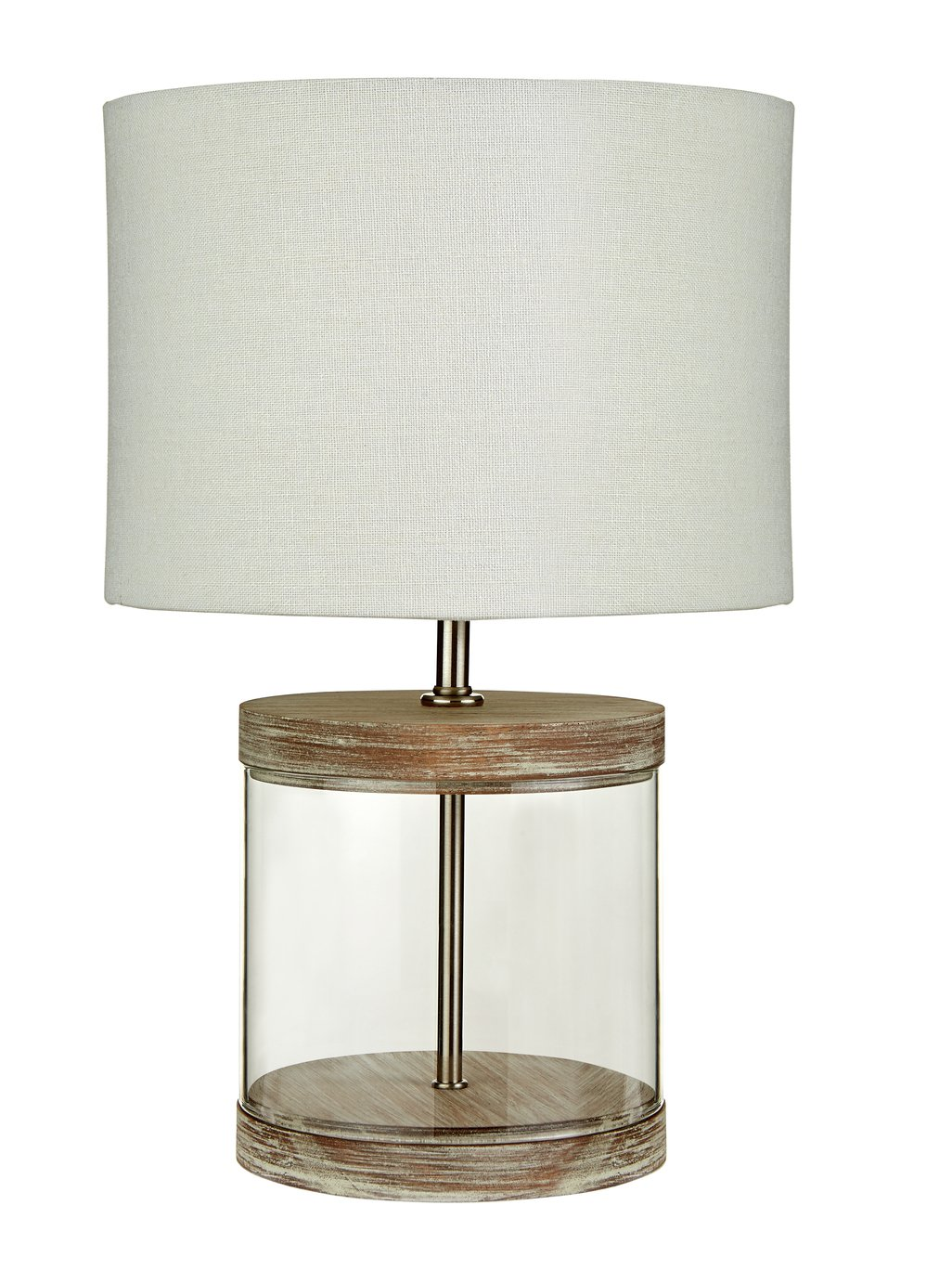 Coastal Lamps Buy Argos Home Coastal Wood Glass Table Lamp Table Lamps