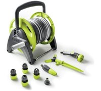 Buy Compact Hose Reel with Accessories - 25m at Argos.co ...