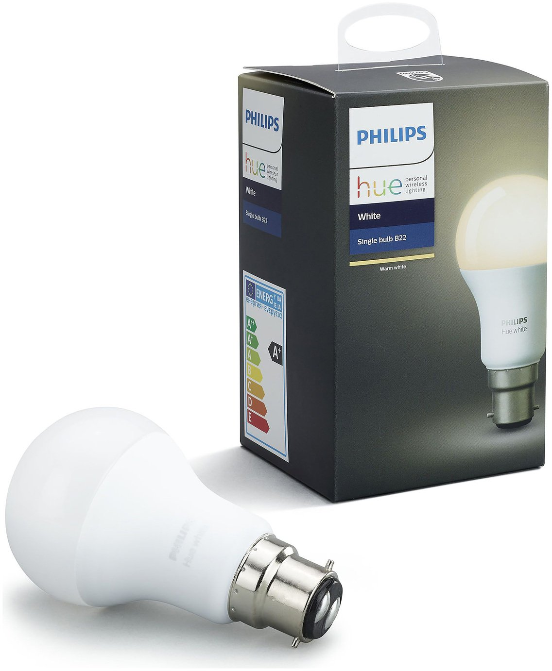 Led White Buy Philips Hue 9 5w Led White Wireless B22 Light Bulb Smart