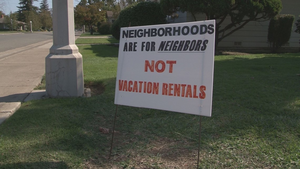 Some Lodi Homeowners Annoyed By Vacation Rentals In Their