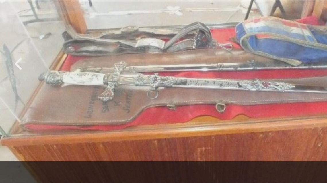 Thousands Of Unique Local Historical Artifacts Stolen