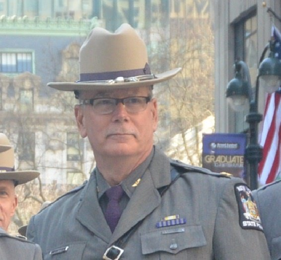 Former Troop D captain named next New York State Police - Nys University Police