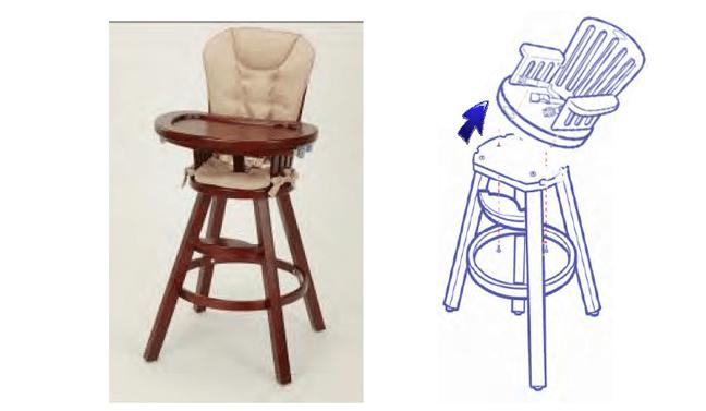 Woodwork Graco High Chair Wood Pdf Plans