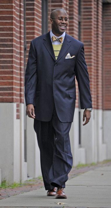 Fashion Ambush W Gerald Williams, pharmaceutical sales rep who