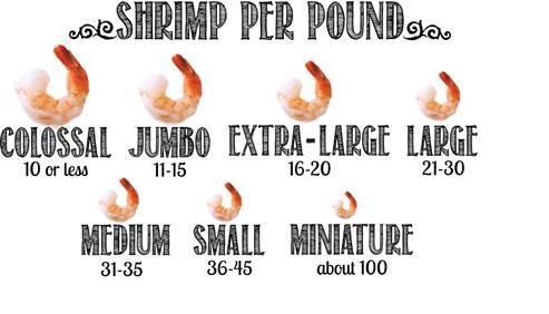 Tips to buy, store, and prepare shrimp AL