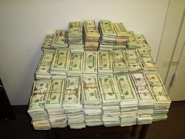 Image result for police cash confiscation