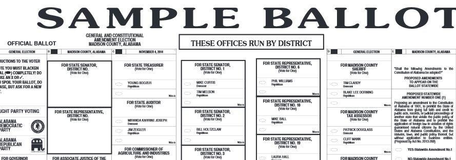 official ballot template - Minimfagency - voting ballot template