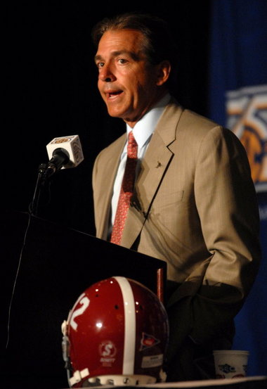 Ultimate SEC hire In Nick Saban, championship resume meets