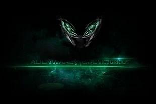 Alien Desktop Wallpaper Hd Wallpapers Alienware Arena