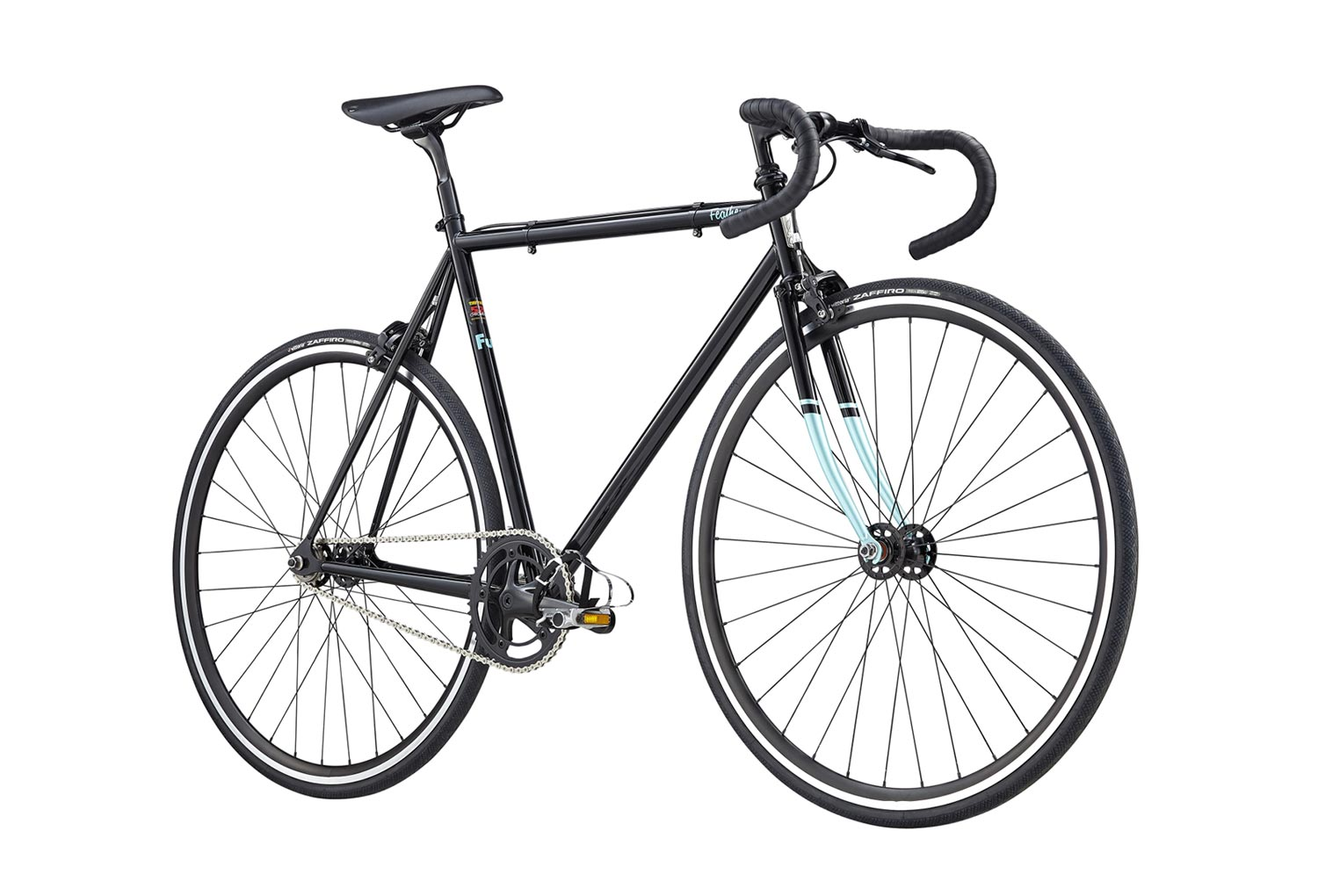 Cuadro Fuji Fuji Feather Fixie Bike 2019 Negro Alltricks Es