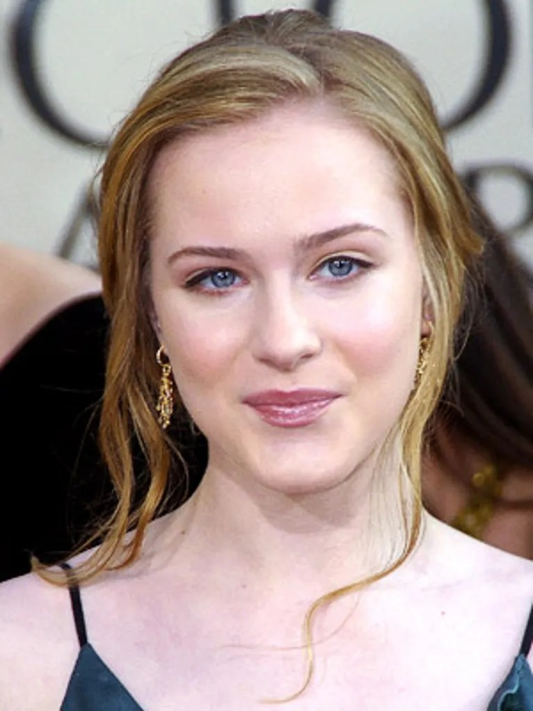 Red Makeup Box Evan Rachel Wood 39;s Red Carpet Hair Evolution Allure