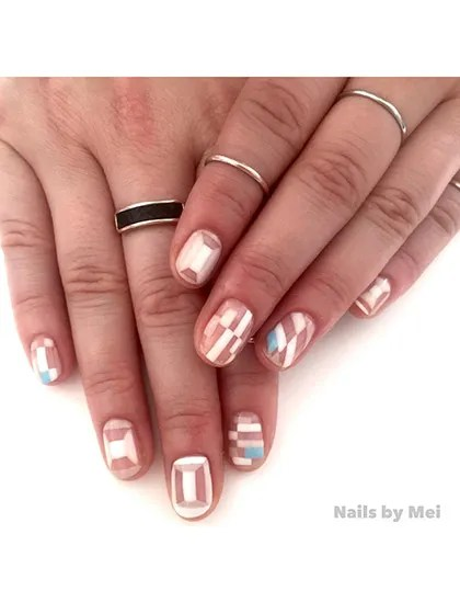 25 Chic Nail Art Ideas For Summer Allure