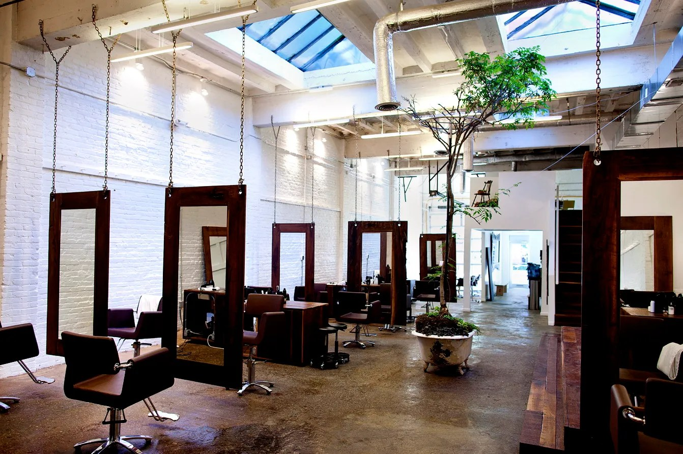 Salon Best Hair Salons Washington D C Allure