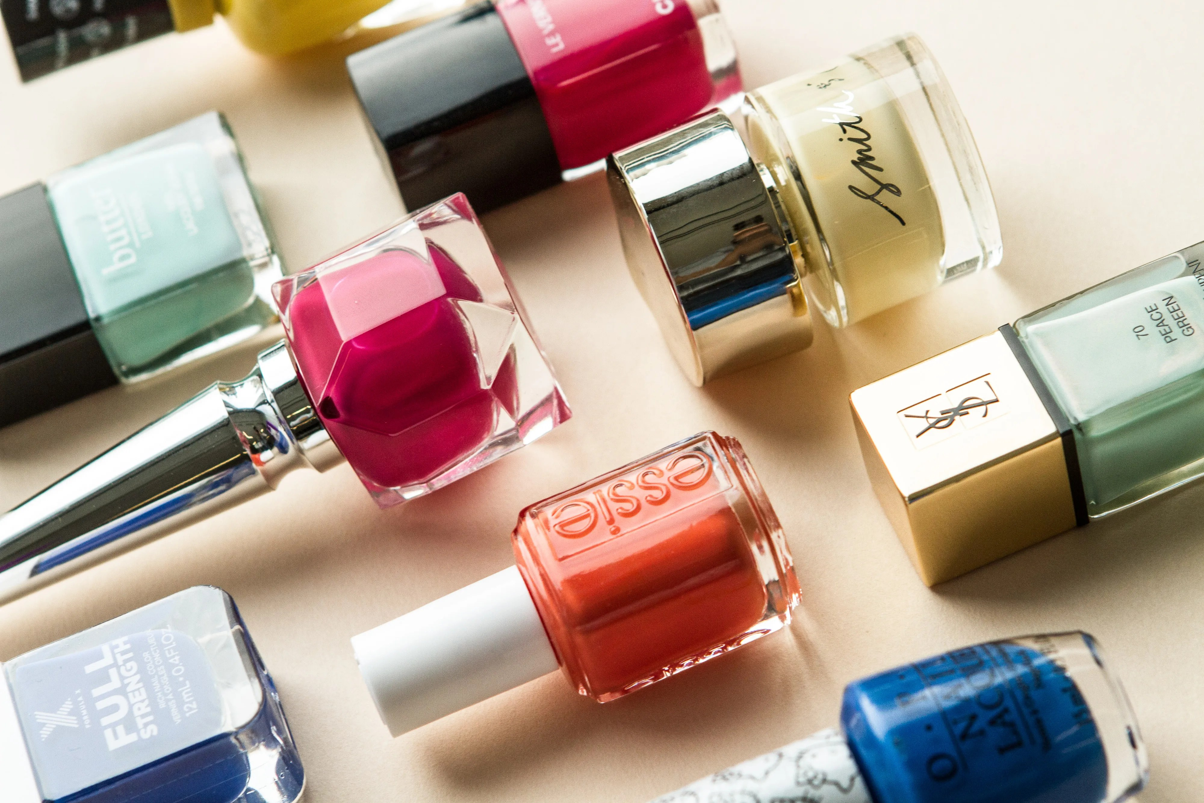 85 Nail Paint Colors In Trend High Tech Nail Trends
