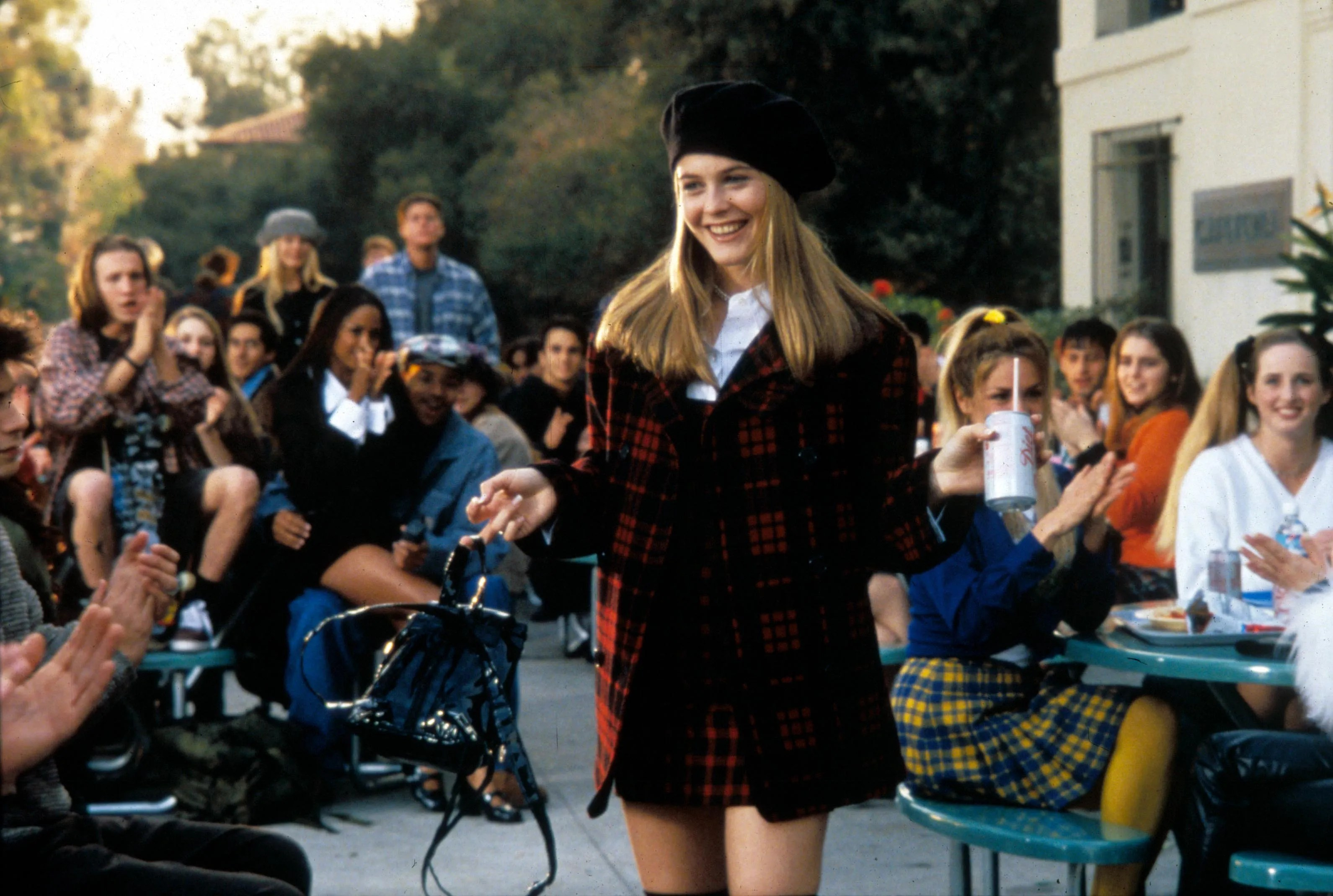 Why The Beret Is Your Halloween Style Secret Allure