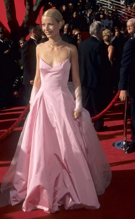 Cut Hair In Mohawk 14 Most Iconic Oscar Dresses Of All Time Allure