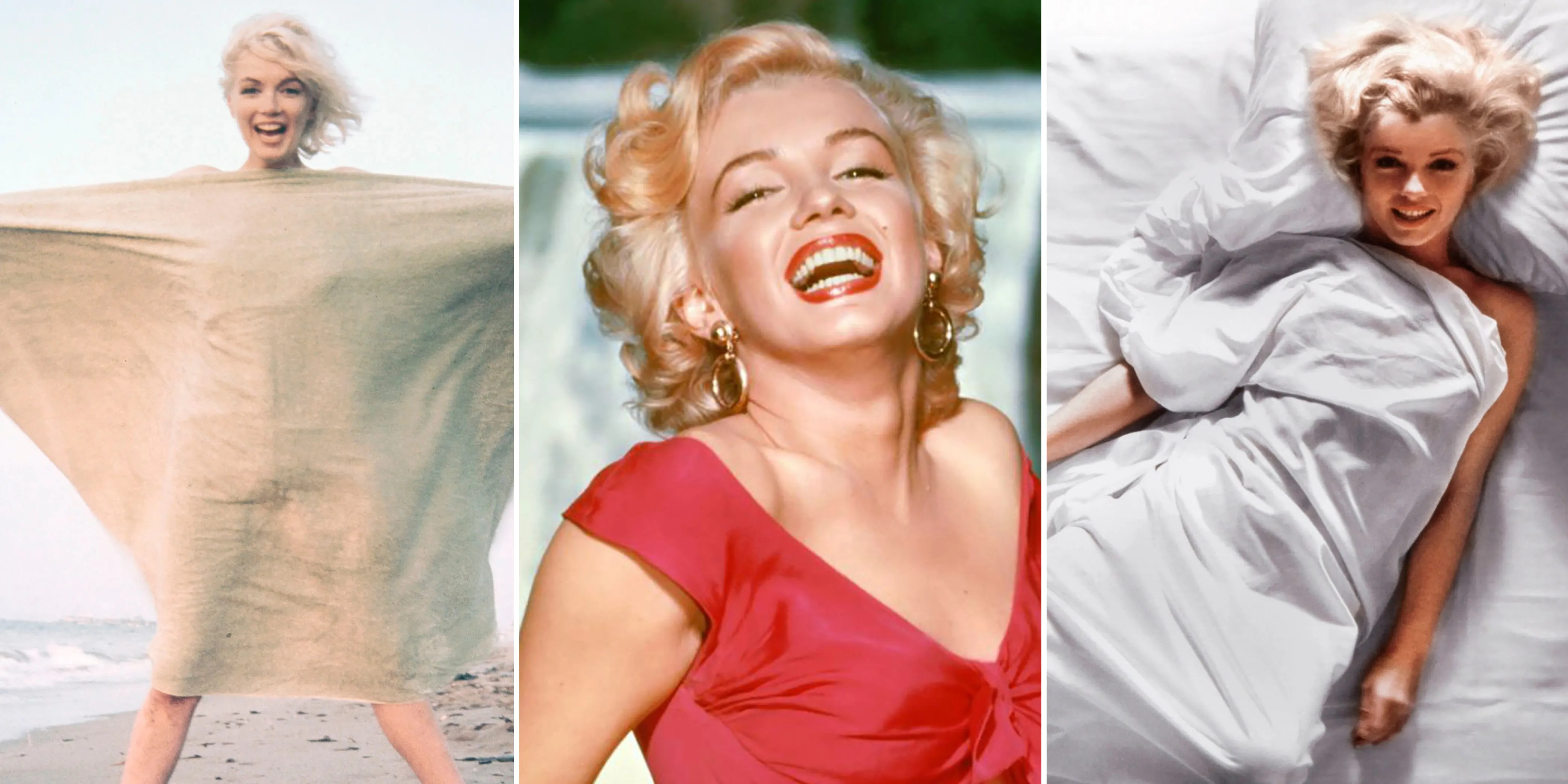 Marylin Monroe See The Stunning Marilyn Monroe Photos That Have Just Emerged Allure