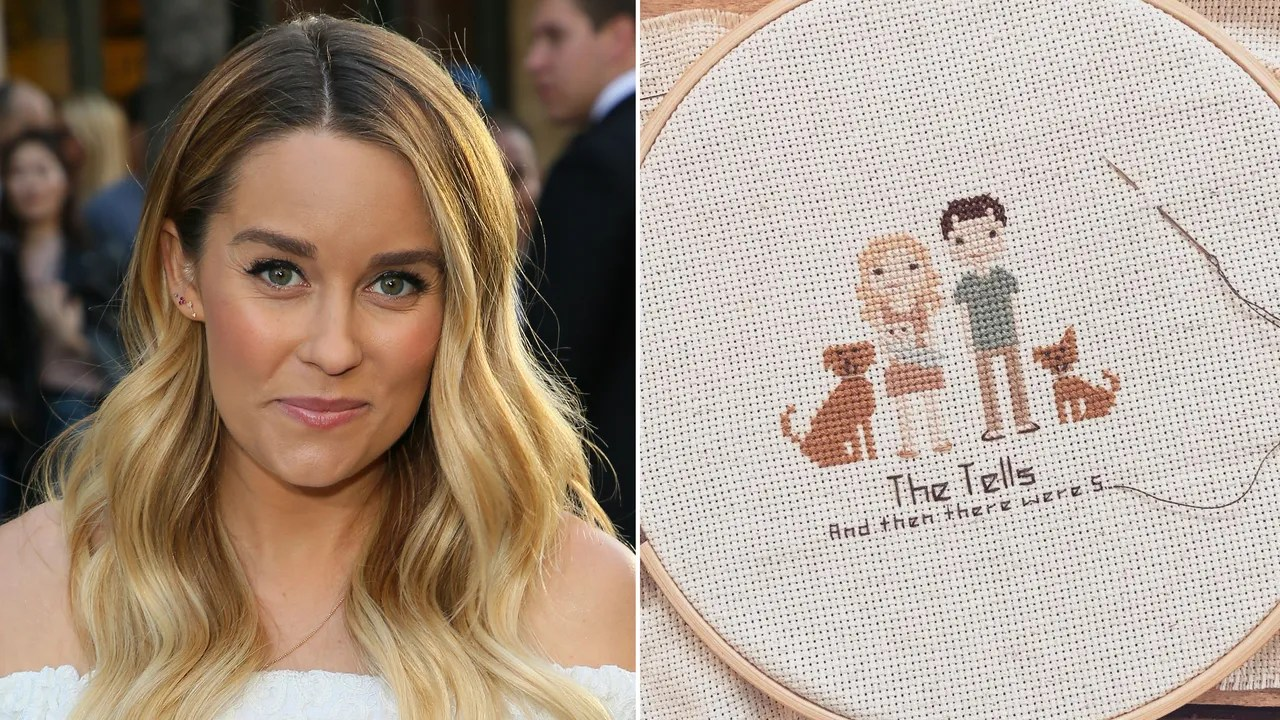 Lauren Conrad Lauren Conrad And William Tell Welcome Baby Liam James Allure