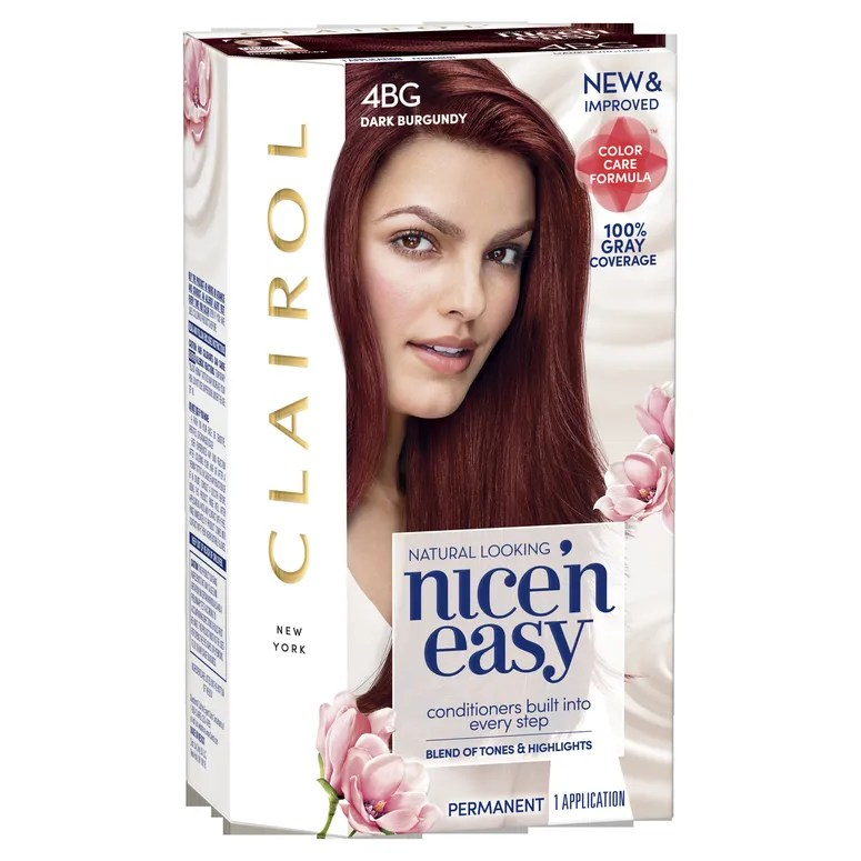 Exclusive Clairol Launches New Nice \u0027n Easy Hair-Color - Allure