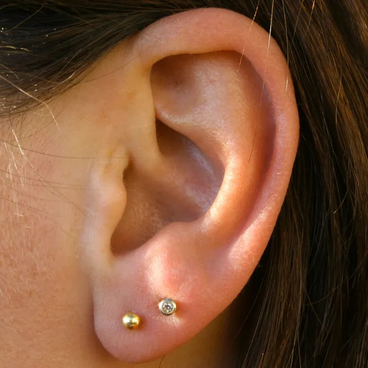 Types of Ear Piercings - Guide to Ear Piercing Placement Allure