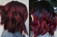 Mulled Wine Hair Is the Coolest New Hair-Color Trend for ...