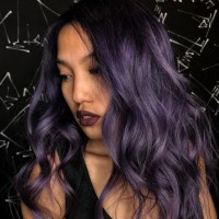 Taro and Smoked Velvet Are the New Purple Hair-Color ...
