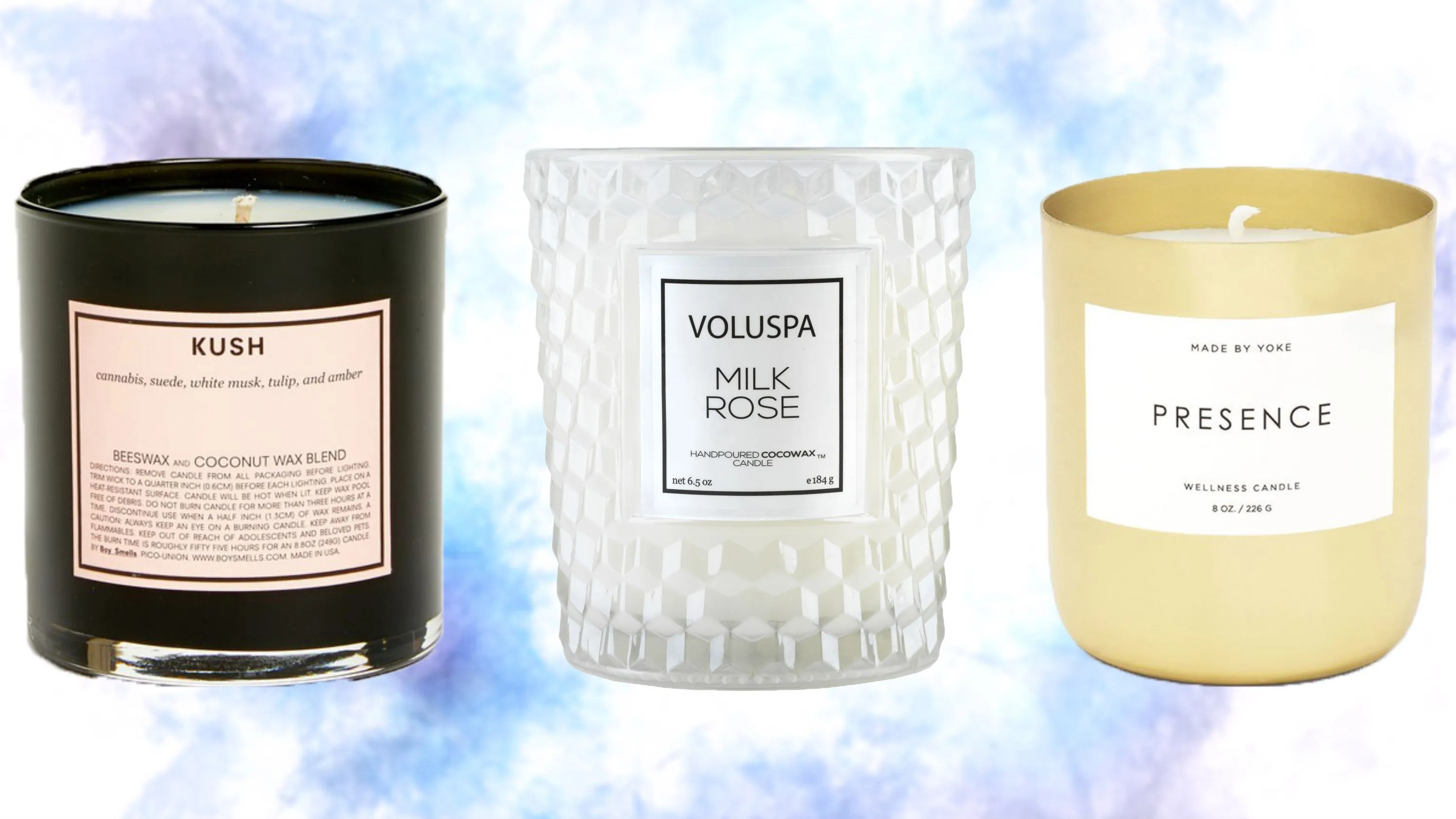 Buy Candles Online The 16 Best Scented Candles To Buy Online Allure