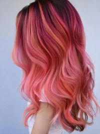 Flamingo Hair Is the Prettiest Way to Go Pink This Summer ...