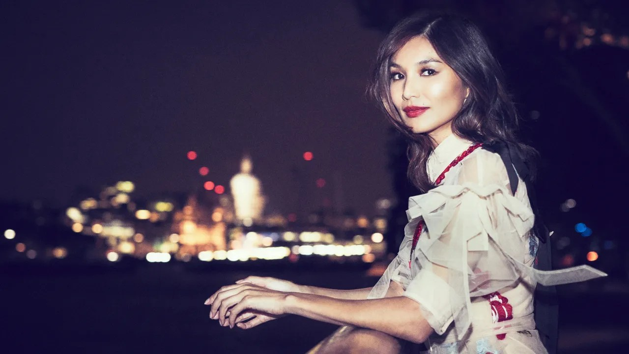 Gemma Chan39s Beauty Routine Is Refreshingly Very British