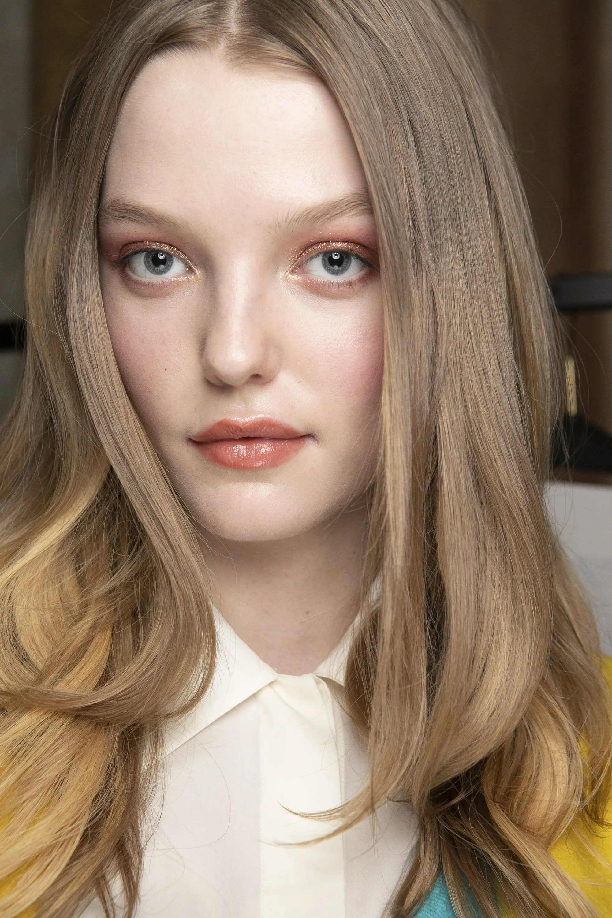 Colors In Dirty Blonde Hair Dark Blonde Is The Low Maintenance Hair Color Trend Coming