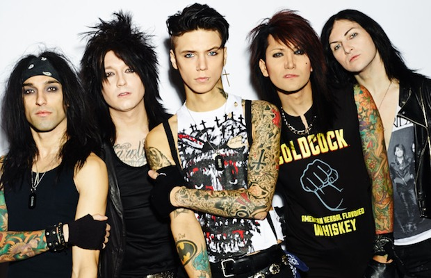 Black Veil Brides Reveal Cover Art Tracklisting For New