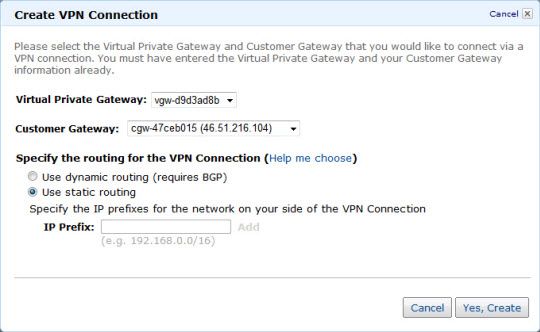 Amazon VPC \u2013 Additional VPN Features AWS News Blog